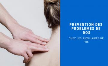 Formation pour la Prévention du mal de dos !