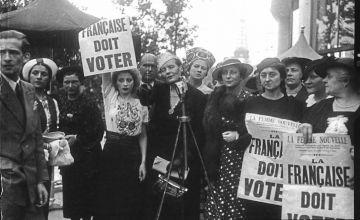 La journée des droits de la Femme
