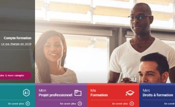 La formation professionnelle ou le projet de transition professionnelle