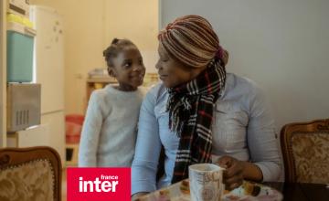 Marie-Basile, auxiliaire de vie. Témoignage d'une auxiliaire de vie sur FRANCE-INTER