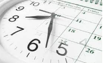 Modification de vos horaires de travail